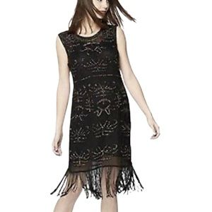Hazel exclusive for Pea in a Pod Beaded Dress